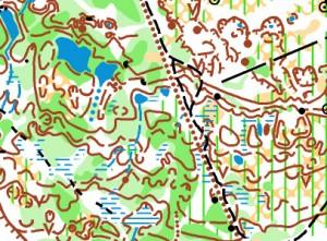 extrait de la carte de Villers-Marmery